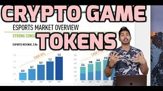 Crypto Game Tokens