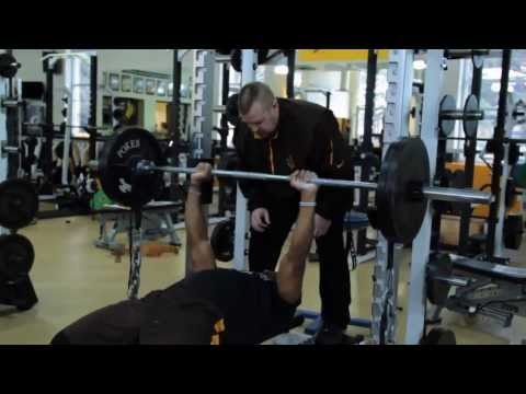 Cowboys Football Strength and Conditioning Feature