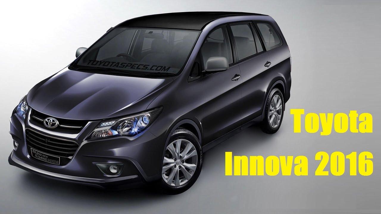 all new kijang innova 2016 velg grand veloz toyota interior and exterior showcase youtube