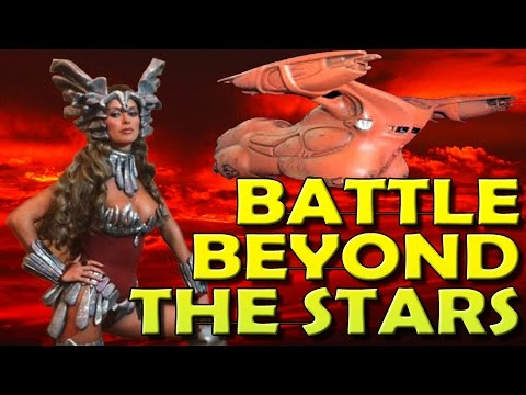 Dark Corners - Roger Corman's Battle Beyond the Stars: Review