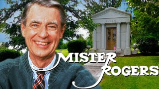 The grave of Mister Rogers