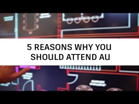 Autodesk University Middle East: 5 reasons to attend