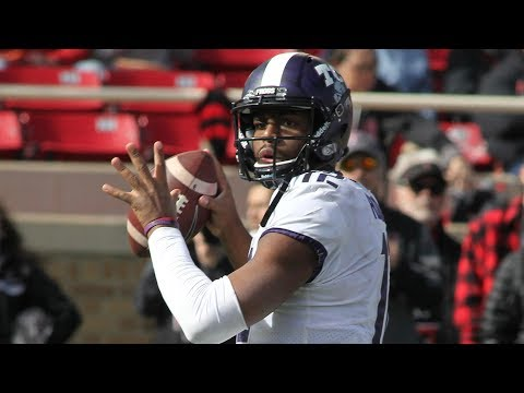 How Will TCU Replace Kenny Hill? | Stadium