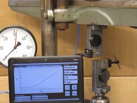 ASTM D3822 - Single Fiber Tensile Testing Fixture