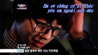 Song Ji Eun ft  Bang Yong Guk - Going Crazy [VIETSUB]