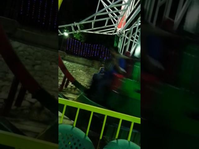 بالفيديو.. مشهد صادم ومروع لسقوط مهندس من أعلى لعبة ملاهي بالزمالك