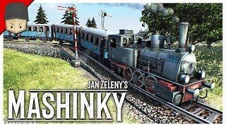 Mashinky Gameplay - Ep.02 : The Foundry!