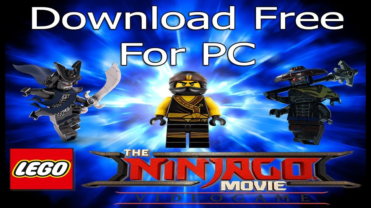 Free Download The Lego Ninjago Movie Video Game For Pc Youtube