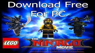 FREE DOWNLOAD THE LEGO NINJAGO MOVIE VIDEO GAME FOR PC