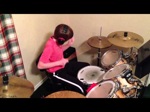 Eli practicing Aggie War Hymn
