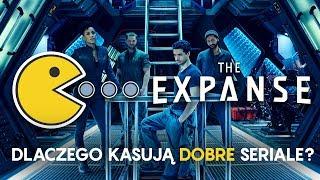 Dlaczego KASUJĄ DOBRE SERIALE? R.I.P. The Expanse, Sense8, Dirk Gently