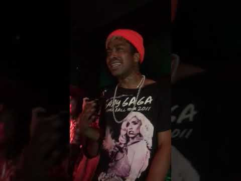 Witchblades Live by Lil Tracy during Peep Memorial Concert