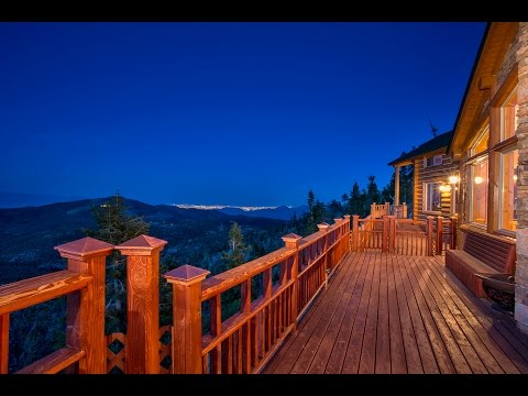 FOR SALE Bristlecone Heights Luxury Mountain Retreat in Mt. Charleston, Las Vegas