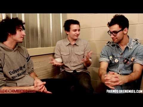 Steel Train Interview - YouTube