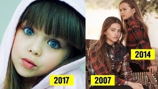 NEW THE MOST BEAUTIFUL GIRL IN THE WORLD - YOUNG MODEL ANASTASIA KNYAZEVA