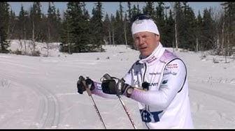 Olympiamitalistin hiihtokoulu - Kuokka-tekniikka