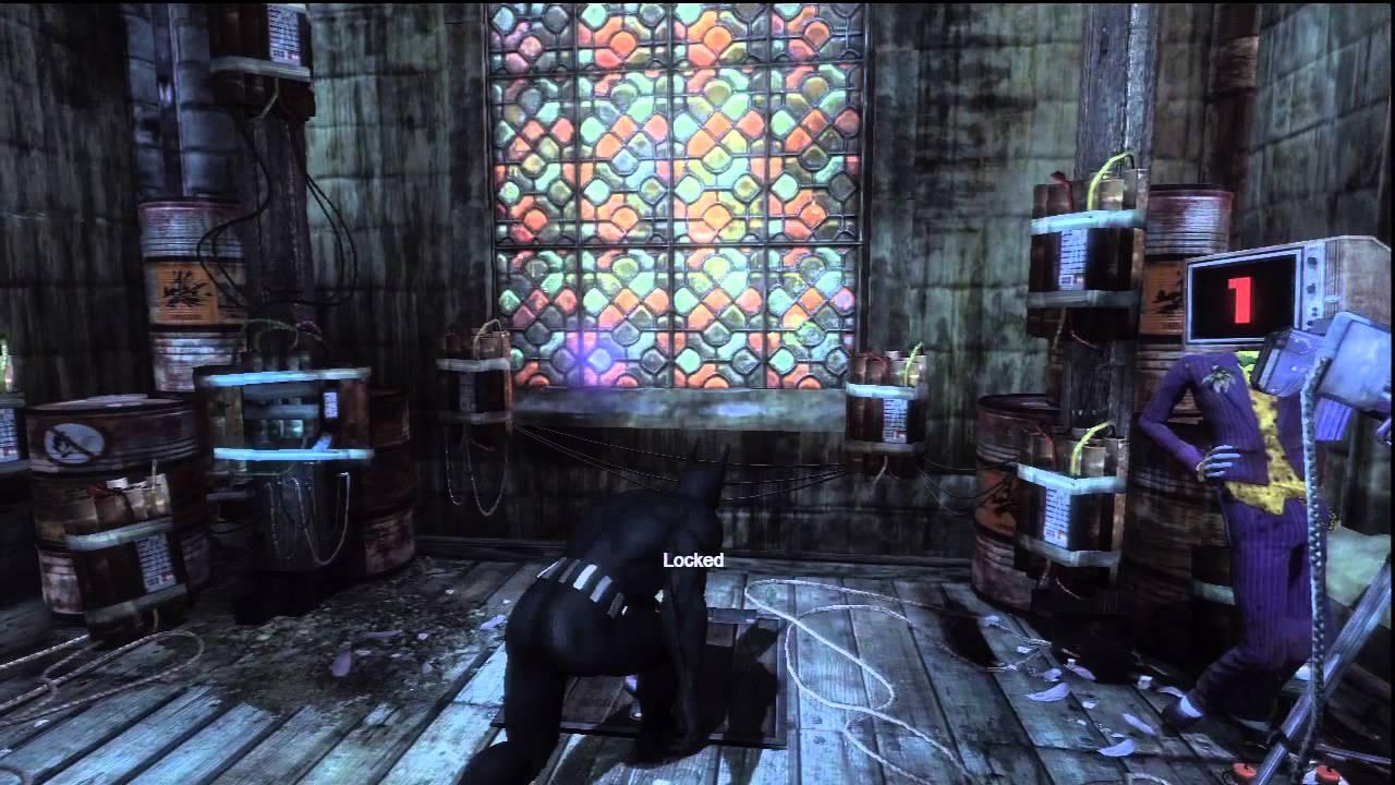 "Batman: Arkham City Batman Beyond Costume in ""Game Plus ..."
