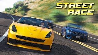 """Street Race"" - GTA 5 Short Film"