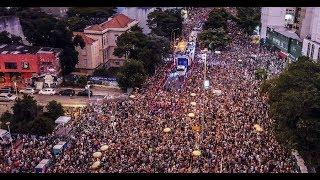"""""""Fora Temer!"""" - um milhão de vozes no Baixo Augusta!"""
