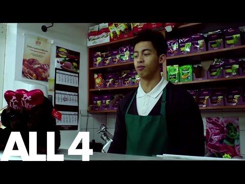Sam Simmons: Wallstud | Episode 1: Renegade Angle | Comedy Blaps
