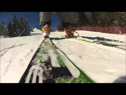 Una giornata sulla neve - gopro hero 3