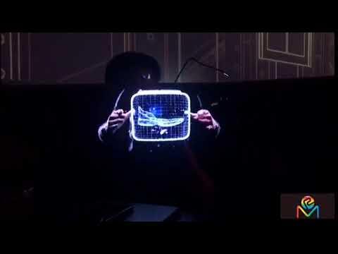 Hottest 3D Hologram WiFi App Control LED Fan Display