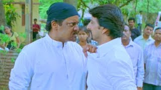 Sudeep Kiccha And Ravi Shankar Dialogue | Kannada Movie Scenes