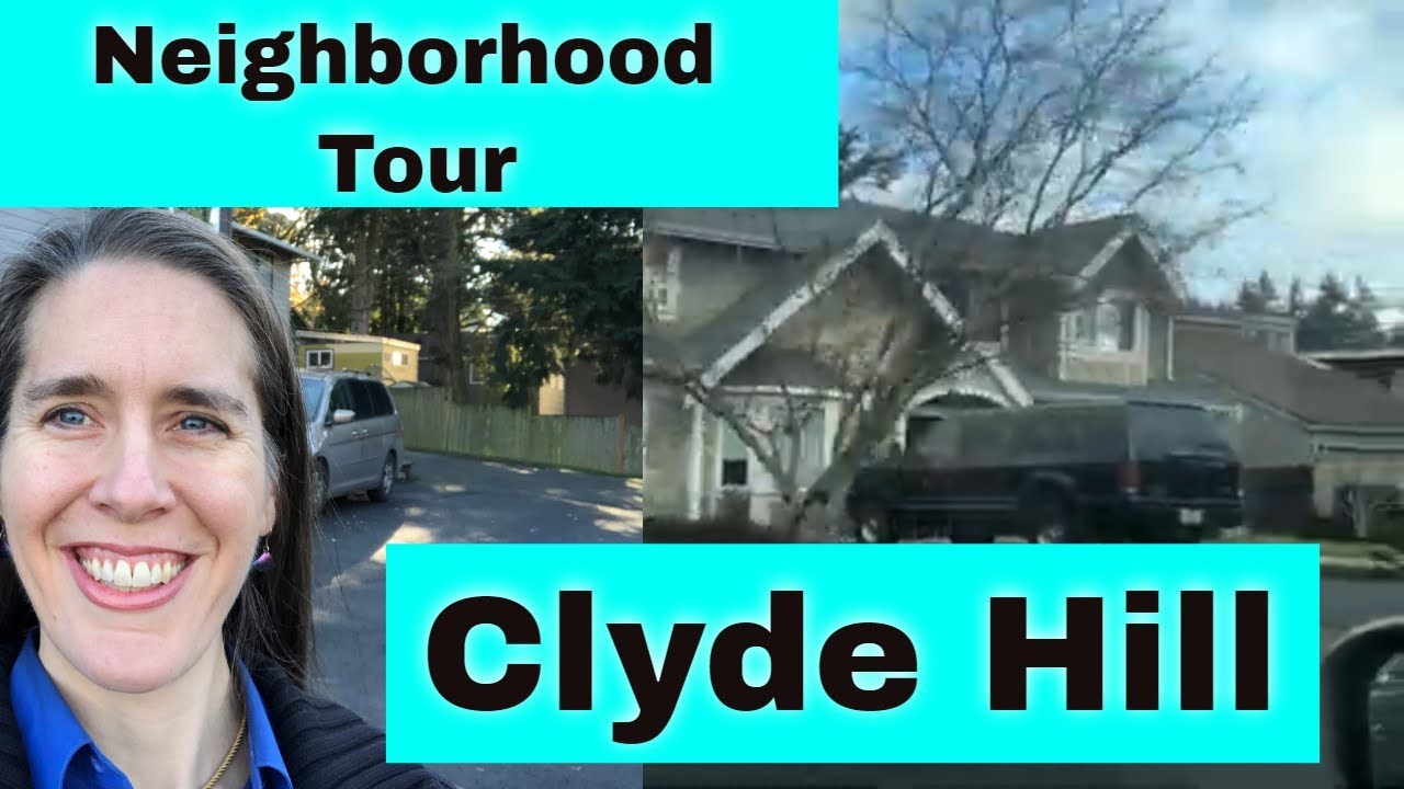 Clyde Hill Neighborhood Tour - Living On The East Side: Bellevue, WA Luxury Real Estate