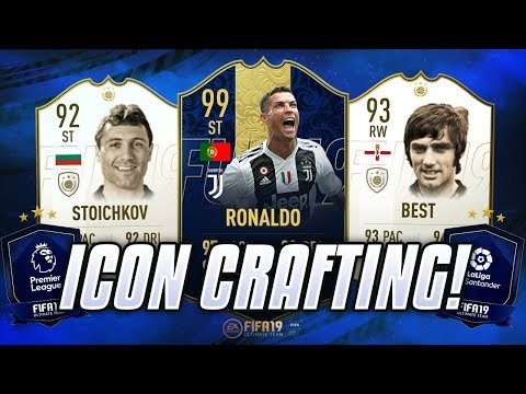 WHAT IS ICON CRAFTING? FIFA 19