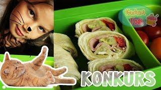 Back to school - drugie śniadanie - tortilla + konkurs