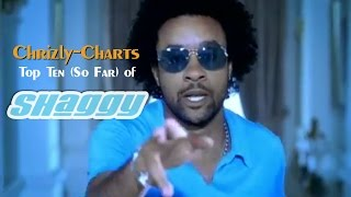 Chrizly-Charts TOP 10: Best Of Shaggy (So Far)
