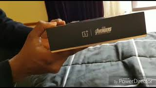 Unboxing: OnePlus 6 Marvel's Avenger Limited Edition