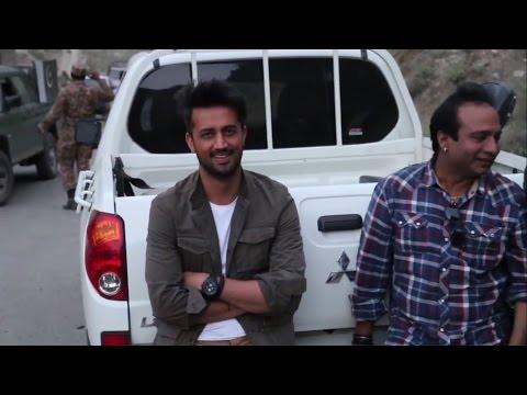 BTS Atif Aslam - Dil Kare | Ho Mann Jahaan | Making Of Dil Kare |