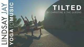 YogaToMusic - Tilted by Christine and The Queens