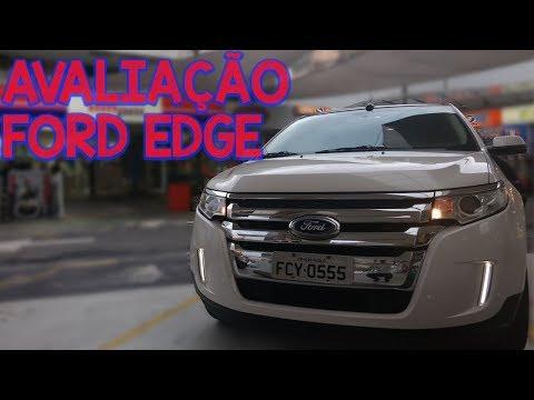 Avaliação Ford Edge V6 2013 - uma SUV raiz !