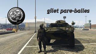GTA 5 GLITCH GILET PARE-BALLE 1.40 (#1)