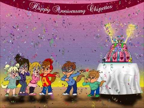Happy 31st Anniversary Chipettes Youtube