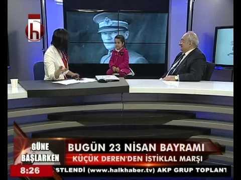 DEREN AVŞAR- ÜNSAL YAVUZ GÜNE BAŞLARKEN 23 04 2014