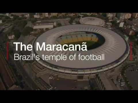 OMG!!! The MARACANA Stadium (BRAZIL) ABANDONED