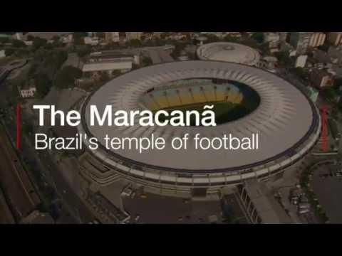 OMG!!! The MARACANA Stadium (BRAZIL) ABANDONED