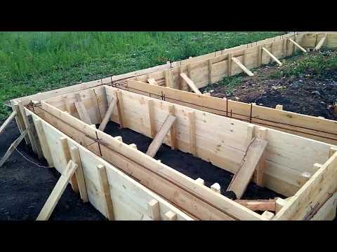 Строительство дома из газобетона(Hebel) с эркером