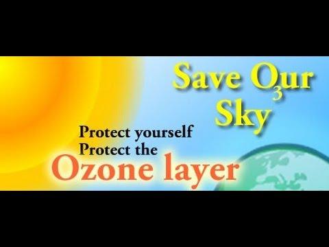 World Ozone Day 2014 (SVG)