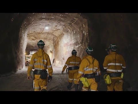 BHP | Underground Mining School Of Excellence