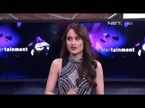 Entertainment News - Talkshow bersama Cinta Laura