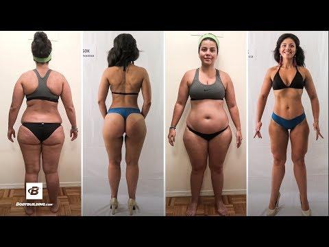 $100,000 Surprise: Female Winner  250K Transformation Challenge by Optimum Nutrition
