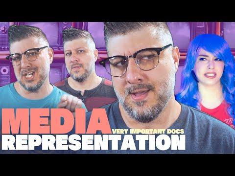 Media Representation   Very Important Docs²¹