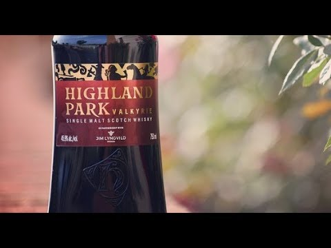One Minute Whiskies : Highland Park Valkyrie