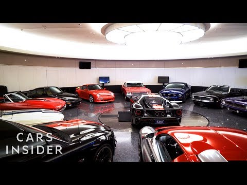 Inside One Of The World's Most Expensive Garages
