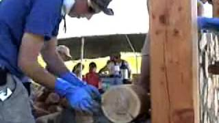 Cordwood Building Workshop