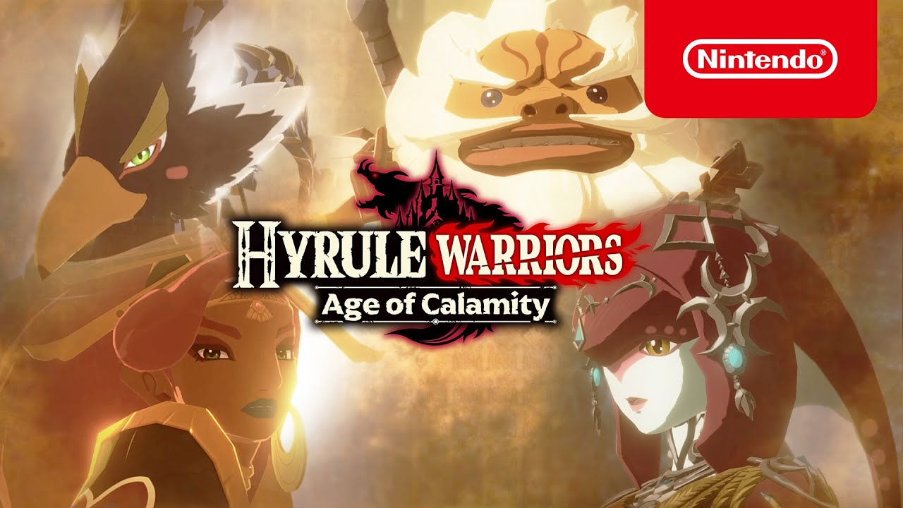Hyrule Warriors Age Of Calamity Digital Download Nintendo Official Uk Store